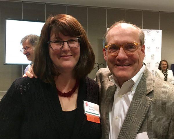 Kristine Bardman receives Gardner Award 2016