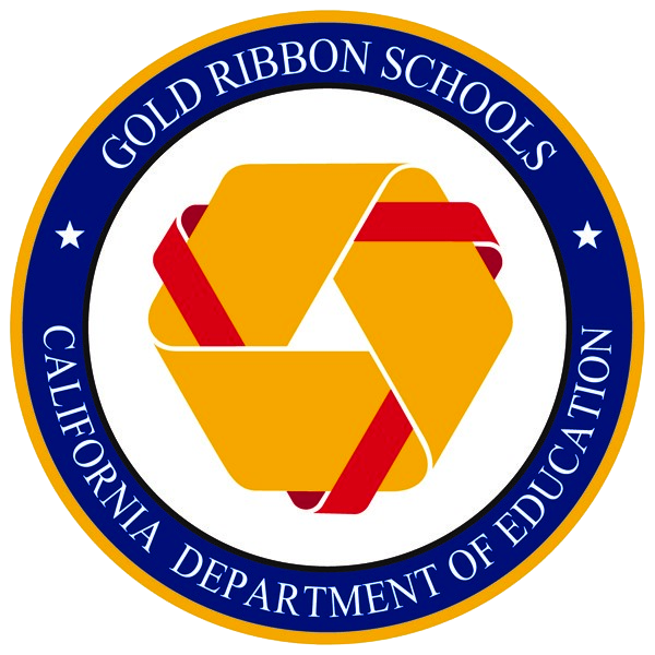 CA Dept of Education Gold Ribbon Schools